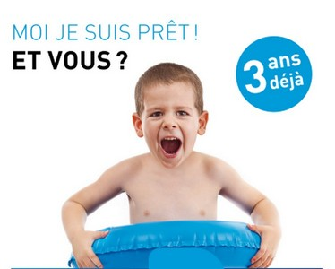 La piscine d herlies f te ses 3 ans mairie de for Piscine herlies